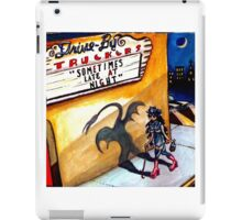 DRIVE BY TRUCKERS TOURS 12 iPad Case/Skin