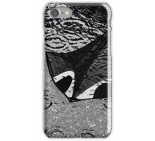 Big Eyed Manta Ray iPhone Case/Skin