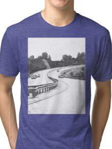 the Highway Tri-blend T-Shirt