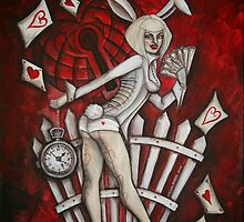 White Rabbit by Megan Mars
