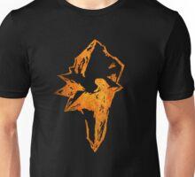 °FINAL FANTASY° Final Fantasy IX Rust Logo Unisex T-Shirt