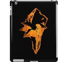 °FINAL FANTASY° Final Fantasy IX Rust Logo iPad Case/Skin