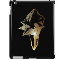 °FINAL FANTASY° Final Fantasy IX Space Logo iPad Case/Skin