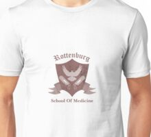 Rottenburg School Of Medicine - Team Fortress 2 Unisex T-Shirt