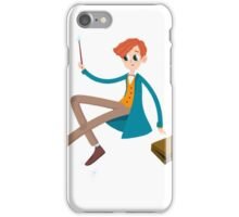 Magizoologist iPhone Case/Skin