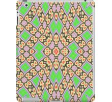 Circle and square pattern iPad Case/Skin