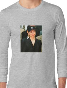 #WithHer Long Sleeve T-Shirt