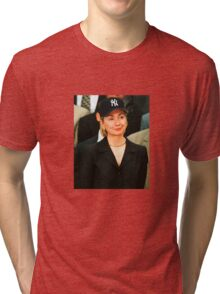 #WithHer Tri-blend T-Shirt