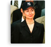 #WithHer Canvas Print