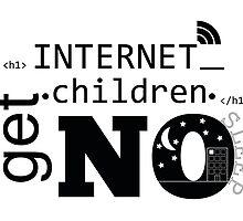 Internet Children Get No Sleep by Meghan Harper