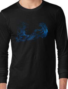 °FINAL FANTASY° Final Fantasy X Sapce Logo Long Sleeve T-Shirt