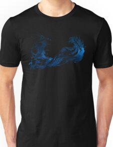 °FINAL FANTASY° Final Fantasy X Sapce Logo Unisex T-Shirt