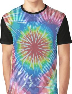 Tie Dye 8 Graphic T-Shirt