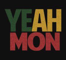 Yeah Mon! Jamaican Slang One Piece - Short Sleeve