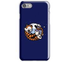 The Calvin and Hobbes Firefox iPhone Case/Skin
