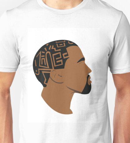I love you like Kanye loves Kanye Unisex T-Shirt