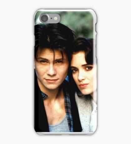 JD & Veronica iPhone Case/Skin