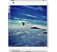 Fly just fly  iPad Case/Skin