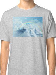 heaven's waterfall Classic T-Shirt