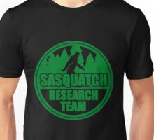 Sasquatch Research Team Unisex T-Shirt