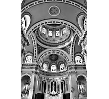 Cathedral Parish of Saint Patrick #2 Photographic Print