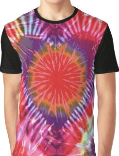 Tie Dye 9 Graphic T-Shirt