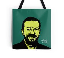 Ricky Gervais Tote Bag