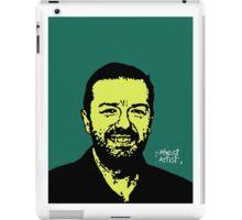 Ricky Gervais iPad Case/Skin