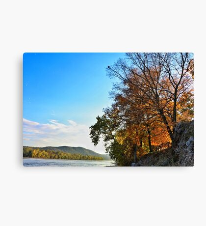 Pennsylvania Landscape #1 Canvas Print