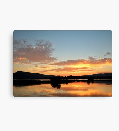 Pennsylvania Landscape #3 Canvas Print