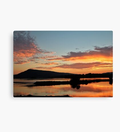 Pennsylvania Landscape #5 Canvas Print