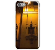 Seville at Night - Calle Aguilas iPhone Case/Skin