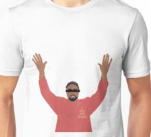 Kanye  West cartoon design Unisex T-Shirt
