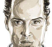 Jim Moriarty Portrait by 50milestonow