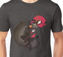 Witchy Wolf Unisex T-Shirt
