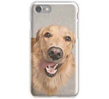 Happiest dog on earth iPhone Case/Skin