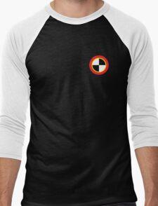 Gekkoukan Emblem Men's Baseball ¾ T-Shirt