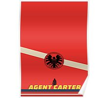 Agent Carter is coming  Poster