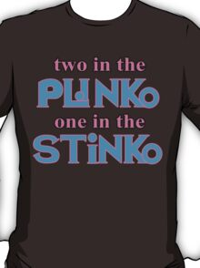 Two in the Plinko One in the Stinko - Price is Right Tosh.0 T-Shirt