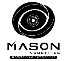 Timeless - Mason Industries - Protect The Past Save The Future Photographic Print