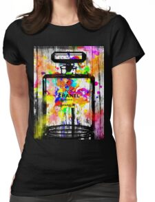 Wooden Scent Womens Fitted T-Shirt