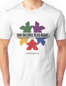 San Antonio Nerd Night - Color Unisex T-Shirt