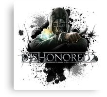 Dishonored 2 | Fan Designs Canvas Print