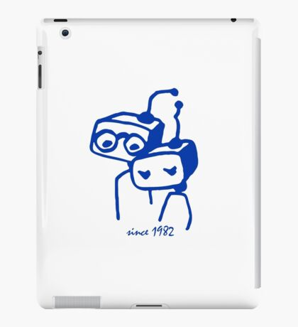 1982 jubilee 35 years marriage iPad Case/Skin