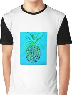 Salty pineapple Graphic T-Shirt