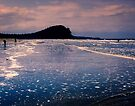 Low tide on North Beach by Yukondick