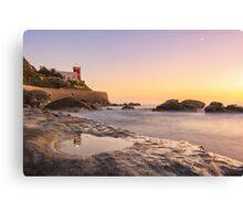 Seascape Canvas Print