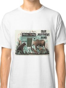 DAVE MATTHEWS DAND, ALPINE VALLEY MUSIC THEATRE ELKHORN WI Classic T-Shirt