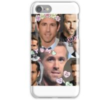 Ryan Reynolds  iPhone Case/Skin