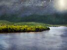 Star-Spangled River by RC deWinter
